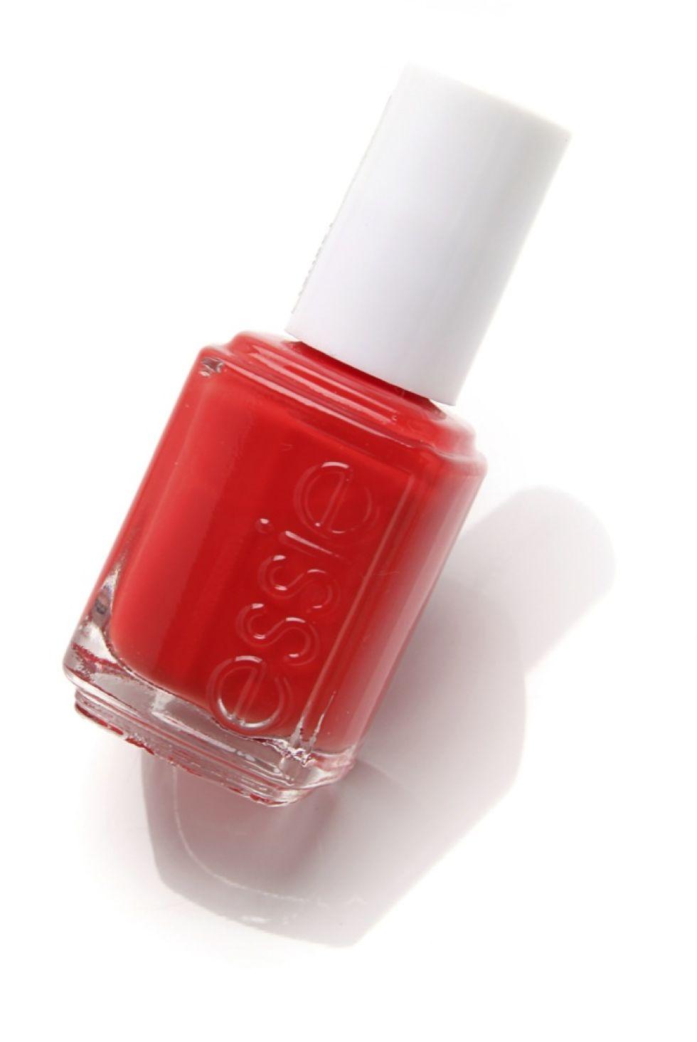 Esmalte de uñas: todo al rojo