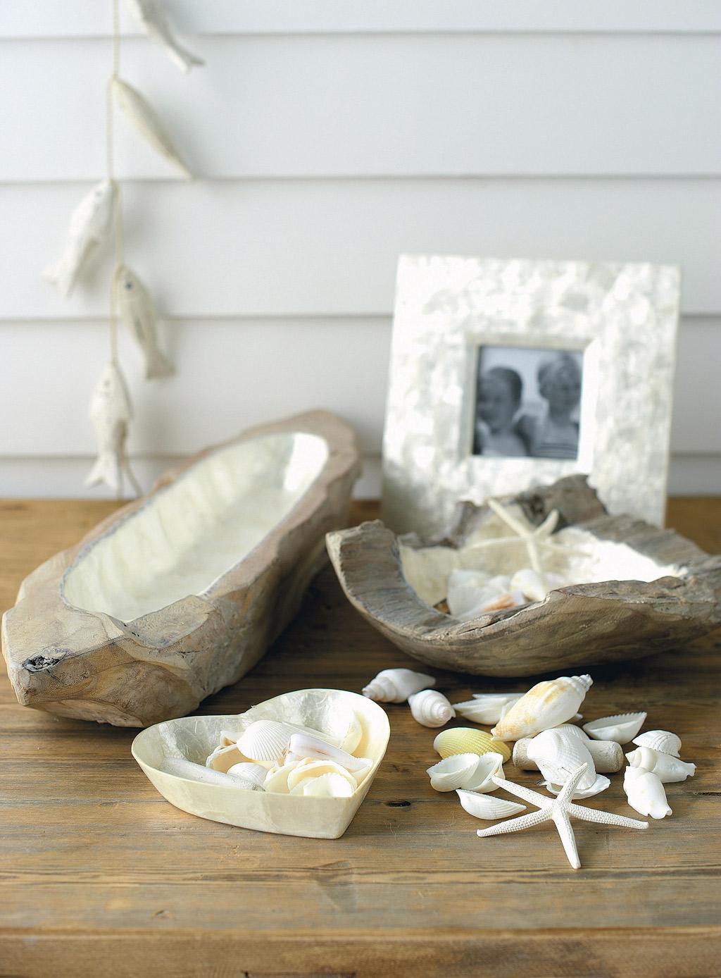 C mo decorar con conchas de mar - Decoracion con conchas ...
