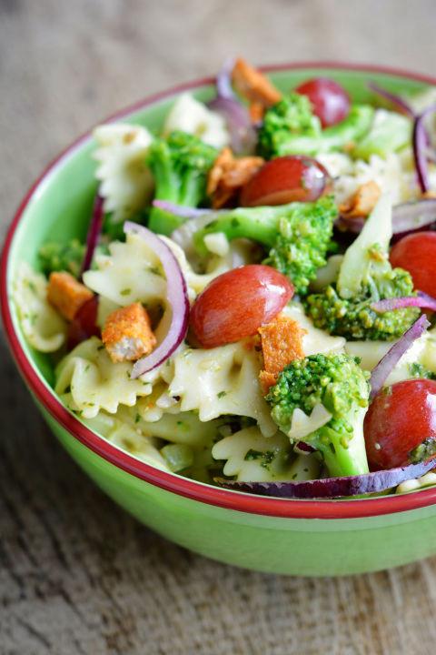 Las mejores 20 ensaladas con fruta for Las mejores ensaladas