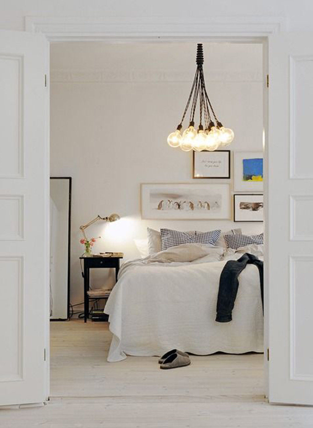 C mo decorar tu casa con l mparas - Lamparas para dormitorios ...