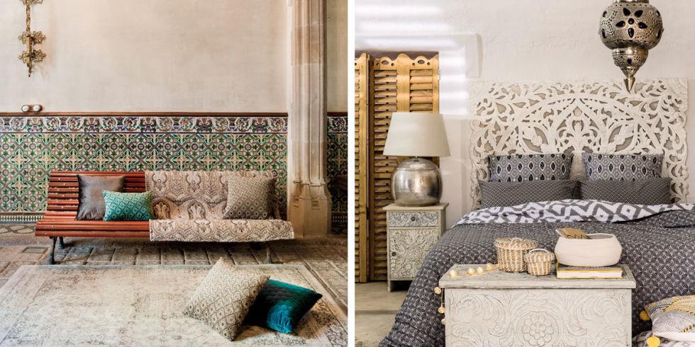 Decoracion arabe paleta de colores para decoracion arabe for Muebles marroquies en madrid