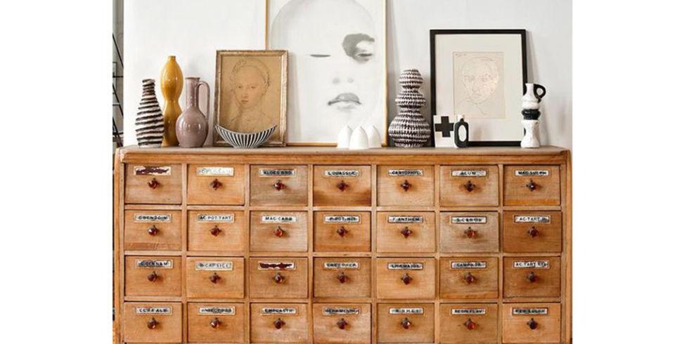Muebles antiguos que merece la pena conservar
